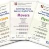 STARTERS, MOVERS, FLYERS – anglické kurzy na naší škole
